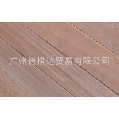 特力发品牌 供应印尼玉檀(巴劳)地板坯料