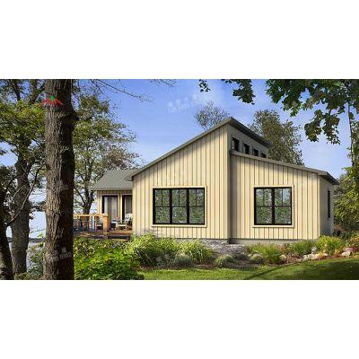 供应厂家直销现代欧式风格森林木屋