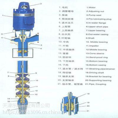 天津长轴深井潜水泵 潜水深井泵