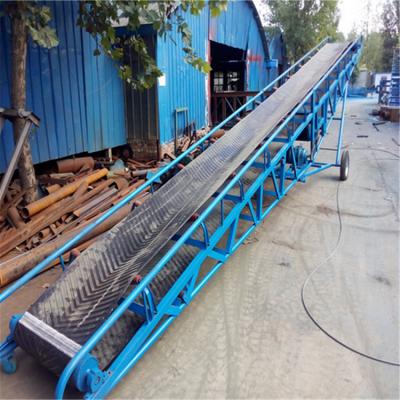 沙场管式皮带输送机 兴亚爬坡小型输送机制作