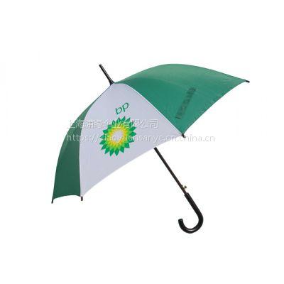 供应热转移印花广告伞 热转移印礼品伞长柄伞 高档印花广告雨伞定制厂家