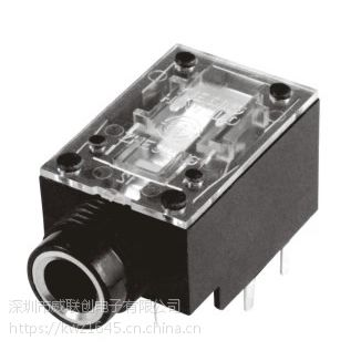 90度9P插板DIP=话筒插座▷PJ-610A 音频输入口