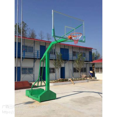 河池篮球架要多少钱_河池篮球架价格,广西三杰体育价格实惠,欢迎来电咨询