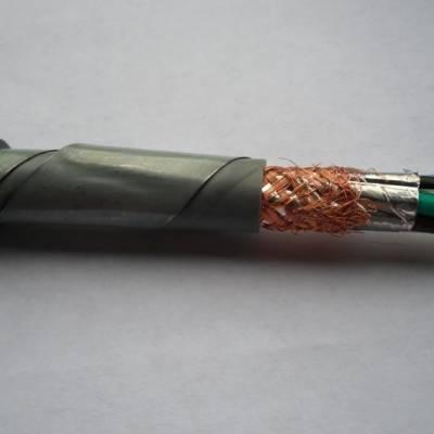 长峰NH-KYJVP 铜芯氟塑料绝缘阻燃及聚氯乙烯护套编织屏蔽耐火控制电缆