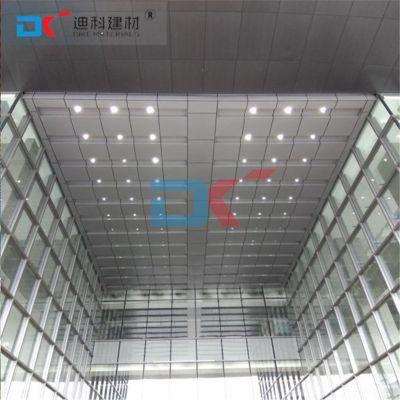 甘肃铝单板厂家 铝单板在装饰行业中的应用