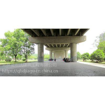 唐山加固公司:碳纤维布粘贴加固桥梁的施工处理方式