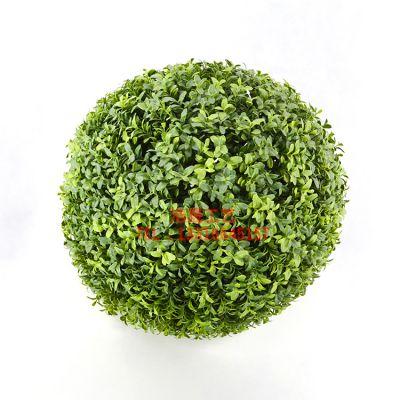 东莞浩晟工艺工厂直销仿真米兰圆球 pe材质 造型精美多样可定制批发