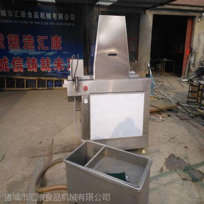 汇康机械盐水注射机 80针牛羊肉腌制注射机 高压泵