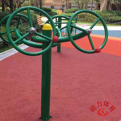 茂名乡村公园健身器材品牌厂家广东给力体育质量安全可靠