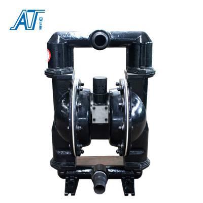 山东水泵厂家 气动隔膜泵 泥浆泵 自吸泵 杂质泵 耐磨损 方便安装 安立泰