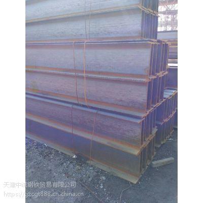 天津→Q345BH型钢→切割零售