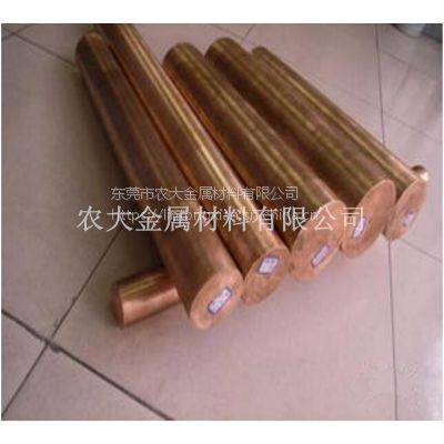 C1100红铜棒价格 进口超硬红铜棒 规格齐全