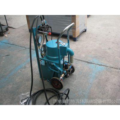济南赛思特矿用气动液压自动脱模顶模设备
