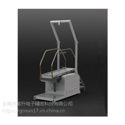 供应德尔塔仪器梯级及踏板防滑性能测试台