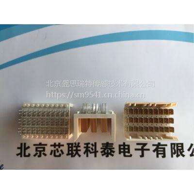 394256垂直式133针25Gbit/s夹层连接器ERNI