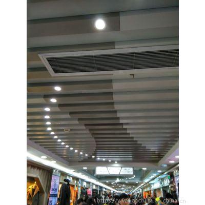 幕墙装饰木纹铝方通-型材四方管批发厂家