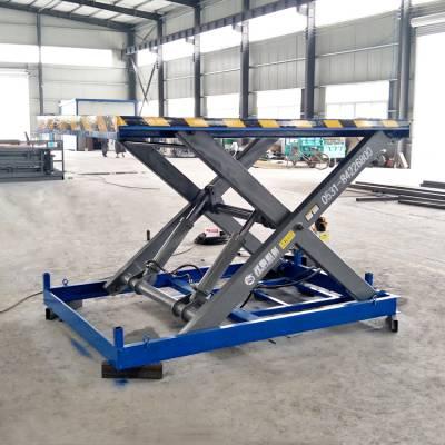 固定式升降机 载重2吨电动升降台制造厂