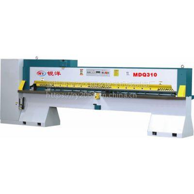 锐洋机械 MDQ310液压剪切机