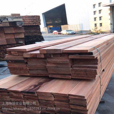 全国柳桉木圆柱厂家直销,柳桉木户外建筑木条方批发,柳桉木价格