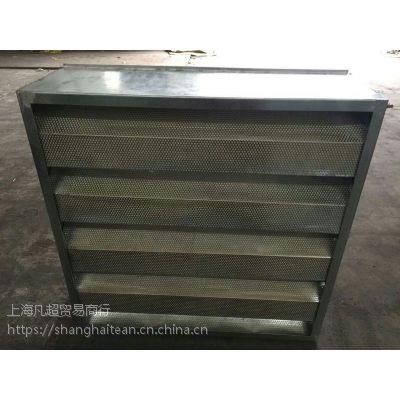 配电房防雨百叶窗 百叶窗厂家安装 上海