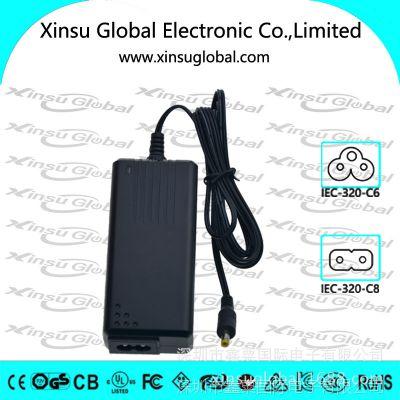 45V0.5A开关电源,FCC认证,VI级能效,45v0.5a电动工具电源适配器