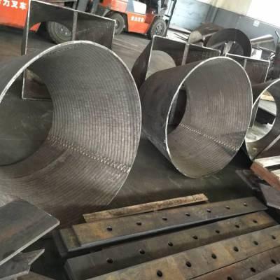 水泥厂耐腐蚀耐磨复合钢板工艺