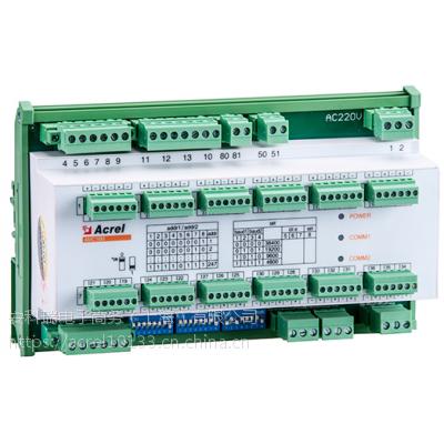AMC16B-1E9单相母线电压多回路监控装置通讯口RS485导轨安装安科瑞现货