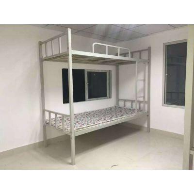 寝室床 重庆学校铁床 钢制学生双层床 简约现代 重庆厂家直销