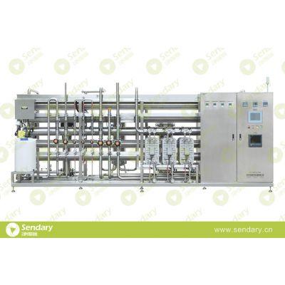 科瑞制药纯化水设备 操作简单 运行费用低