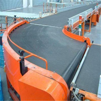 工厂液压升降带式输送机 兴亚大型皮带输送机款式