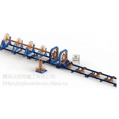 淮安两机头数控钢筋弯曲中心价格|钢筋笼自动滚焊机型号齐全
