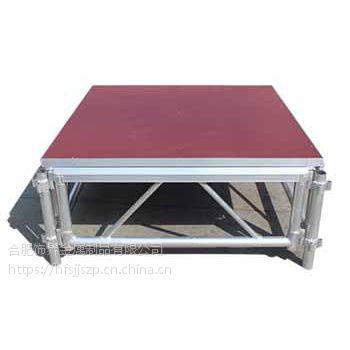 舞台厂家供应优质铝合金舞台桁架大型活动舞台低价出售晚会舞台批发