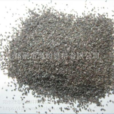 出口级棕色氧化铝砂棕色金刚砂棕刚玉95%以上纯度河南厂家直销