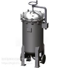不锈钢袋式过滤器,水处理过滤器3534
