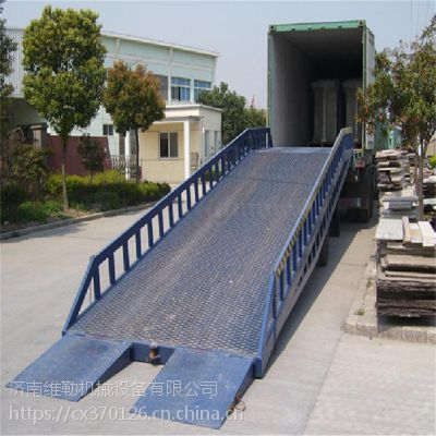 东营厂家供应 固定式升降机 固定登车桥销售点