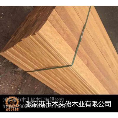 上海非洲柚木做六角亭图案