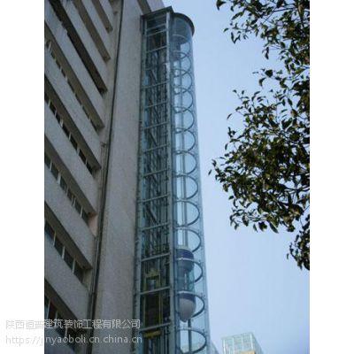 陕西观光电梯玻璃幕墙设计施工