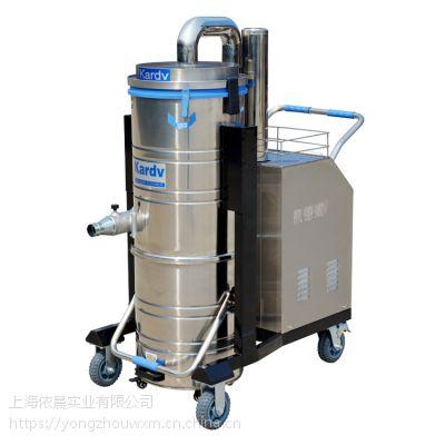 国产大功率工业吸尘器,凯德威工业粉尘分离桶吸尘器DL-4010B