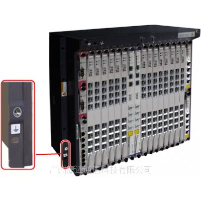 华为SmartAX MA5680T 19英寸IEC大容量14业务槽位OLT机框