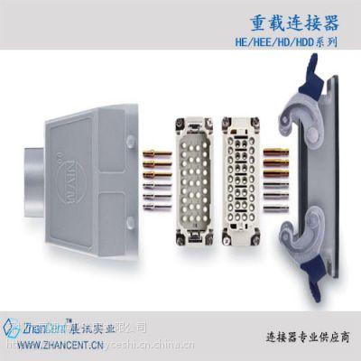 WAIN重载连接器HM模块型插芯