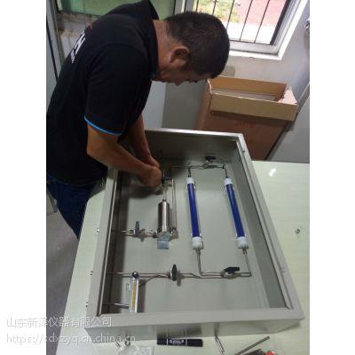 砖瓦厂安装的烟气在线监测系统