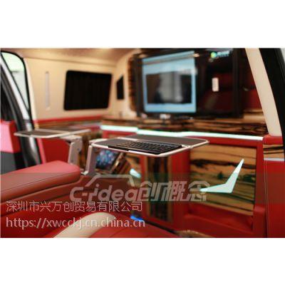 深圳兴万创个性升级别克GL8豪华内饰 加装航空座椅星空顶