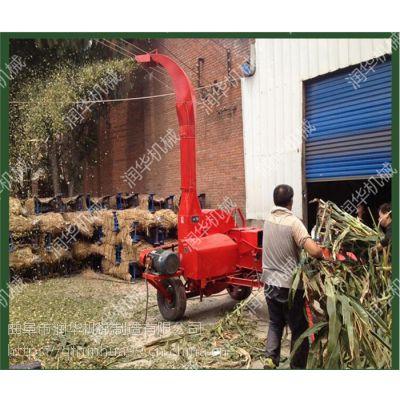 干湿两用秸秆揉丝机 畜牧养殖饲料打草机 麦秸牧草青储铡草机