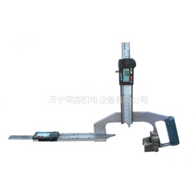 GF2740型 数显钢轨磨耗测量尺 刻度钢轨磨耗测量仪