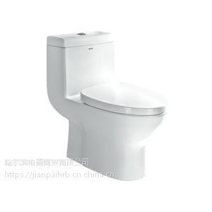 供应箭牌卫浴AB1122.pp板连体坐便器