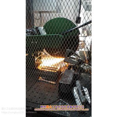 数控砂轮切割机 切割铸钢铸造工件