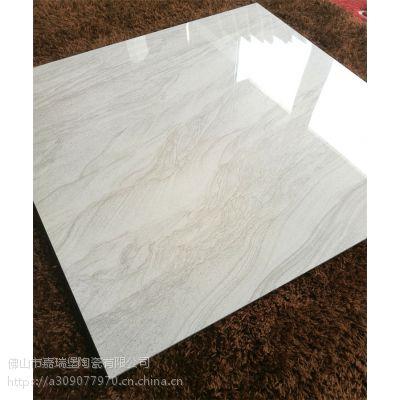 佛山瓷砖厂家直销800*800金刚釉面浅灰色大理石地板瓷砖
