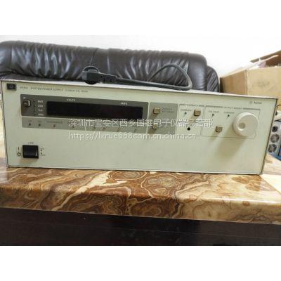 Agilent安捷伦 6030A 直流电源 0-200V/0-17A
