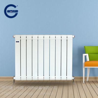 【春光】铜铝复合散热器 挂墙铜铝复合暖气片采暖 家用立式暖气片