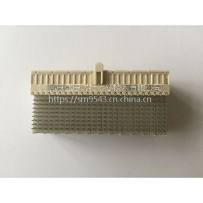 124118连接器ERNI恩尼Pins200Right angle构型DE型